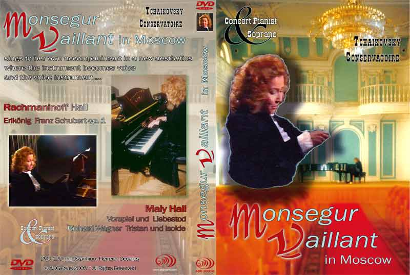 Monsegur Vaillant in Moscow - If you want to buy this DVD-Video, please click here